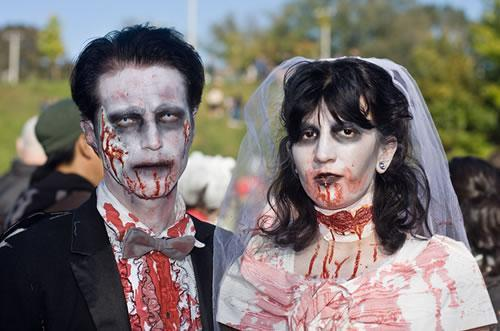 Zombie-wedding-theme