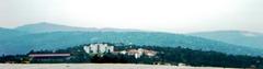 The four ridges of Kigali.
