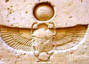 Kephera - Egyptian Neter of Coming into Being