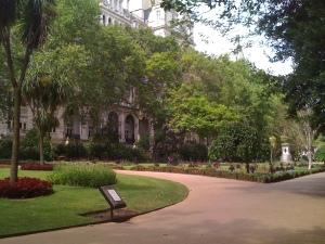 Whitehall Garden